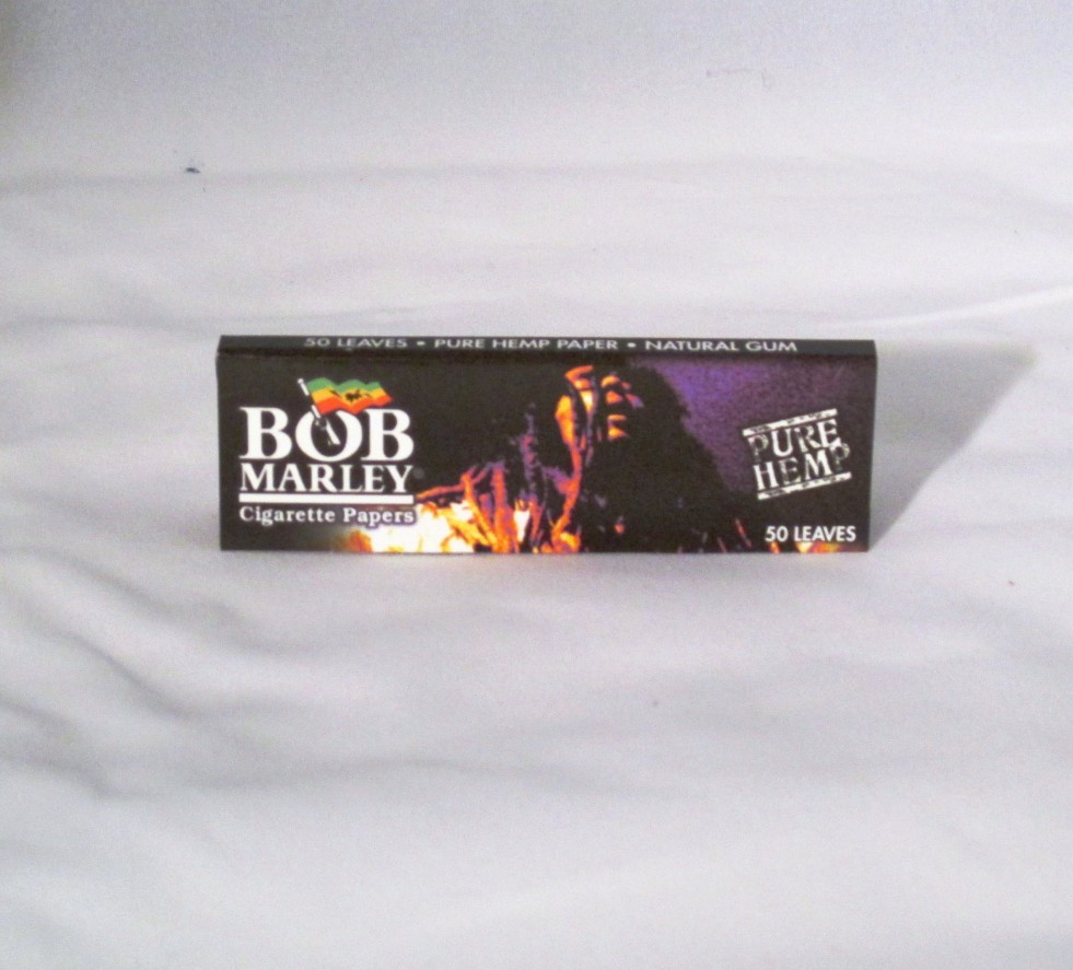 bob marley pure hemp 1 25 rolling papers high altitude