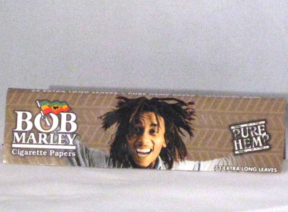 bob marley papers Looking for tobacco rolling papers these bob marley 1 1/4th pure hemp  papers are perfect to roll your own.